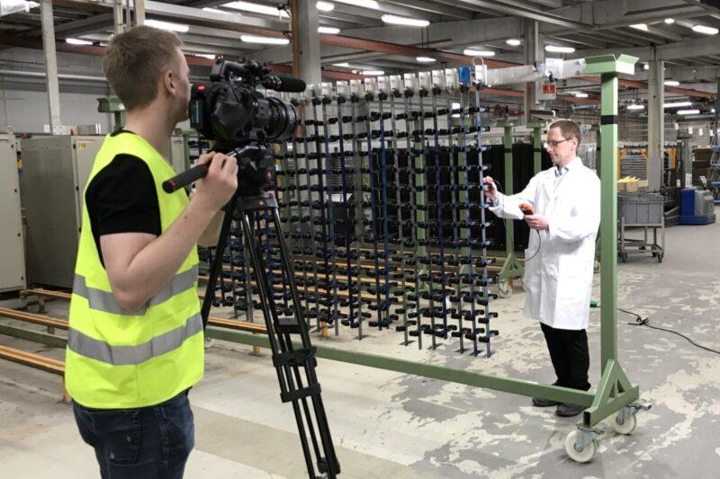B2B videoproduktion - ISOfilm