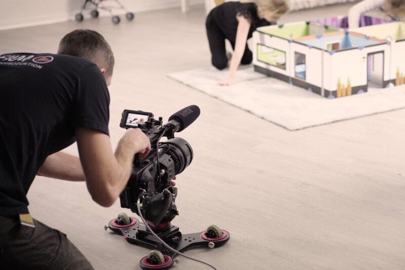 Reklamevideoproduktion - Få lavet reklamervideoer af ISOfilm